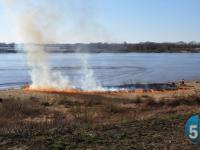 В Новгородской области объявлен высокий класс пожароопасности