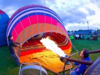 Прогноз погоды перенес старорусский фестиваль воздухоплавателей на лето