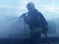 В уничтожении дачного дома в деревне Гусево подозревают молнию