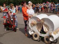 В Великом Новгороде в восьмой раз проедет «Парад колясок»