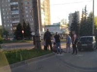 Вечером на дороге в Великом Новгороде пострадал пенсионер-нарушитель