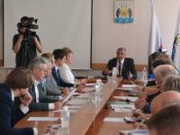 Великий Новгород благоустроят к юбилею освобождения