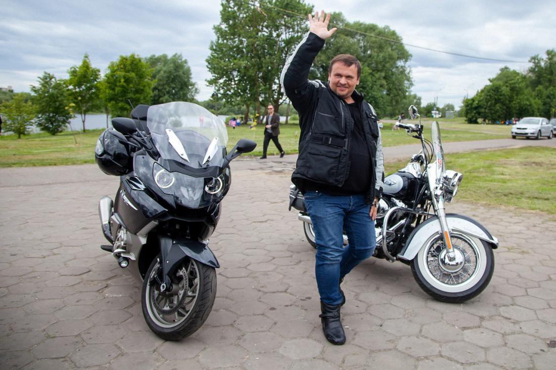Андрей Никитин в нетипичных новостях и личных темах