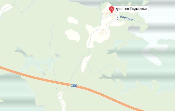 Две новгородские деревни продолжают бороться за дорогу