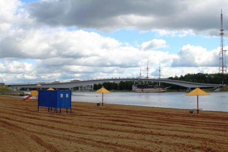 Названа дата начала купального сезона в Великом Новгороде