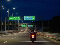 Андрей Никитин протестировал М-11 и съезд с новой автодороги в Окуловке
