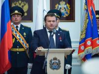 Андрей Никитин вручил государственные награды жителям Новгородской области