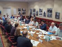 Андрей Никитин встретился с руководителями региональных отделений политических партий