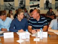 Депутат Юрий Саламонов стал наставником боровичского школьника
