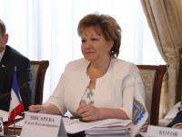 Елену Писареву избрали на должность зампредседателя Парламентской Ассоциации Северо-Запада России