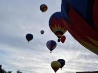 Фото в соцсетях: каким увидели новгородцы фестиваль воздухоплавания