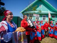 Губернатора поразил праздник «Хоровод традиций» в новгородской деревне Наволок