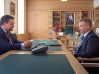 Назначен новый заместитель председателя правительства Новгородской области