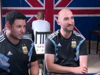 Новгородское гостеприимство утешило аргентинских болельщиков, перепутавших города