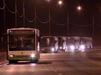 Расписание: как в ночь с 10 на 11 июня в Великом Новгороде доехать после салюта домой на автобусе?