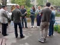 Пострадавшим от ливня жителям дома в Панковке возместят ущерб