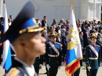 Президентский полк пополнили десять новгородских призывников