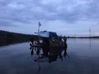 Путешествие из Боровичей до Ладожского озера на плоту. Как отдохнуть в Новгородской области