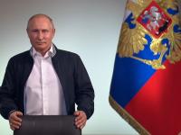 Путин — выпускникам: «Не ограничивайтесь лайками в социальных сетях. Действуйте!»