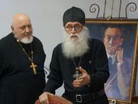 Священник-художник Георгий Ушаков: «Мечтаю, чтобы Господь не застал меня во грехе»