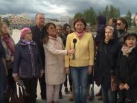 Совет новгородского парка Юности записал неспешное обращение к президенту