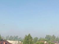 Свалка горит: жители Малой Вишеры боятся смены ветра