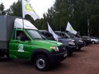 Участники автопробега «Заповедное кольцо» прославят красоты Валдайского национального парка