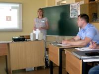 В Боровичах малый бизнес сел за парты, чтобы работать на экспорт