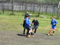 В честь мундиаля осужденные из валдайской колонии сыграли в футбол