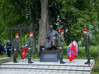 Накануне Дня памяти и скорби в Демянском районе предали земле останки советских солдат