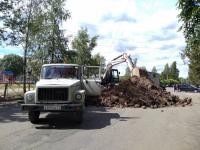 В Старой Руссе ликвидировали крупную аварию на водоводе