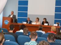 В Великом Новгороде состоялся молодежный региональный форум «Инициатива»