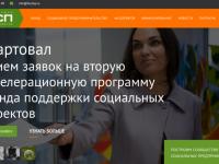 Москва и Великий Новгород - лидеры по числу претендующих на льготное финансирование соцпроектов