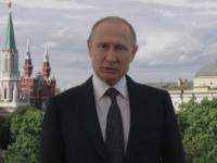 Владимир Путин поприветствовал на видео футболистов и болельщиков: Welcome to Russia!