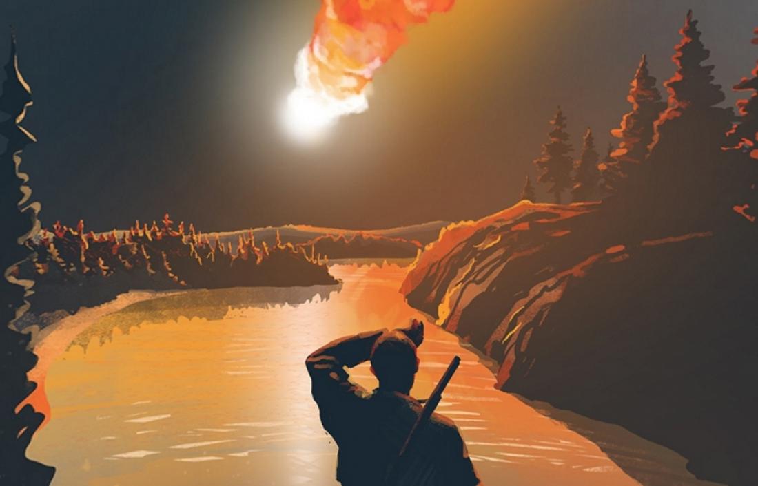 Тунгусский метеорит мог бы снести с лица земли Великий ...