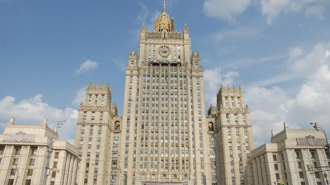 МИД РФ: от Александра Малькевича силой требовали зарегистрировать USA Really как иноагента