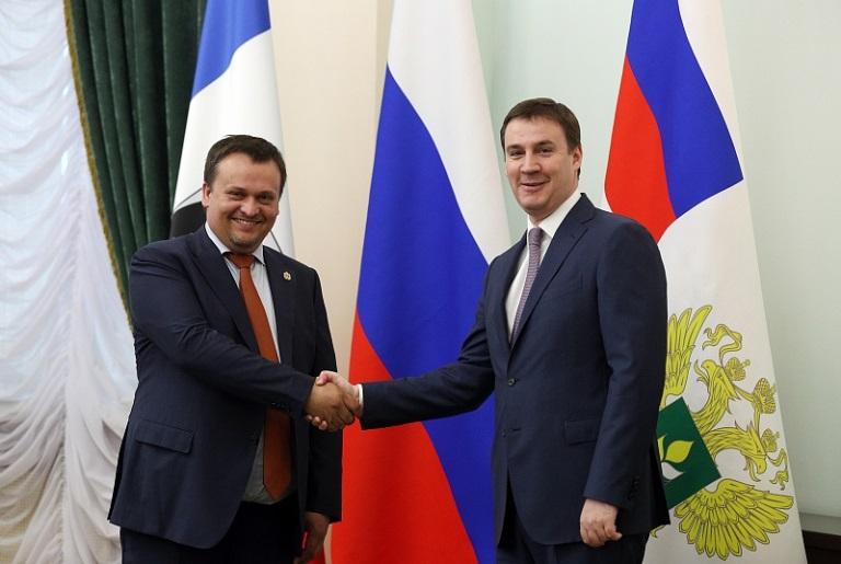 Губернаторский рейтинг АПЭК: Андрей Никитин усиливает влияние