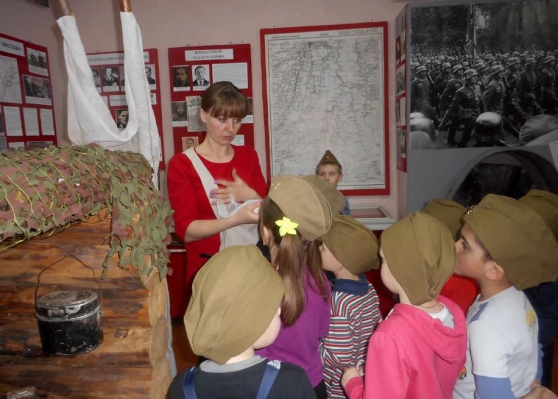 Поддорский музей участвует в масштабном федеральном проекте «Территория Победы»