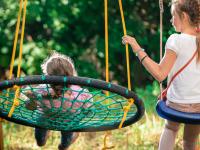 Детские площадки в парках  «30 лет Октября» и «Луговой» появятся к 1 октября