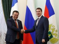 Дмитрий Патрушев: АПК Новгородской области обладает значительным потенциалом для развития