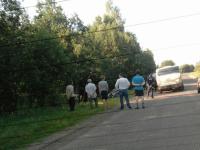 В соцсетях комментируют ДТП с ольхой в боровичском Березнике