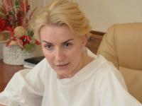 Министр Елена Кирилова в интервью «НВ» рассказала о футболе, спортивном строительстве и развитии воркаута в регионе
