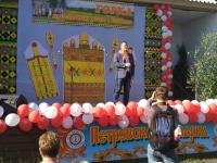 На празднике в Усть-Цильме губернатора Андрея Никитина опоясали волшебным поясом  и услышали пение новгородского министра