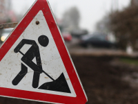 На трассе М-10 у деревни Трегубово в Новгородской области изменится схема проезда