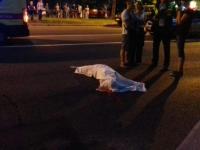 Новгородка погибла под колесами автомобиля в Санкт-Петербурге
