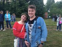 Новгородское купалье посетил один из актеров «Морских дьяволов»
