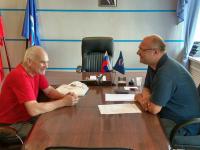 Новгородцы обратились к депутатам облдумы с вопросами благоустройства