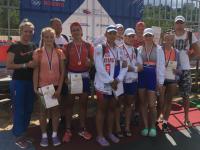 Новгородцы завоевали медали на юношеском первенстве России по гребле