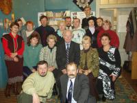 Пестовские поэты скорбят по Валерию Ганичеву