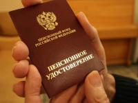 Представить в Новгородской облдуме законопроект о повышении пенсионного возраста выпало Александру Рыбке